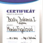 Body balance I