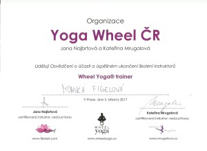 Wheel jóga